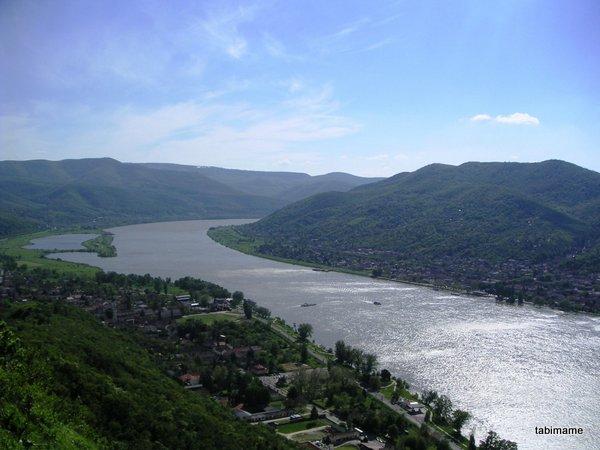 ハンガリー旅行 ヴィシェグラード