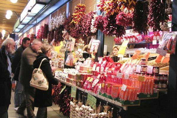 ハンガリーの市場