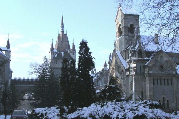 ブダペストの冬