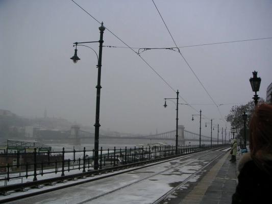 ブダペスト路面電車2番